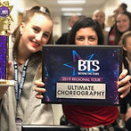 choreography awards