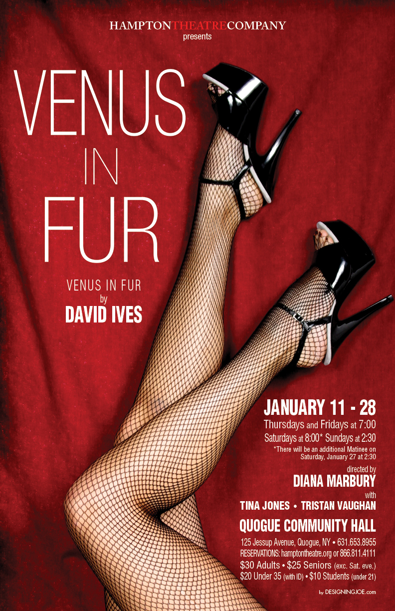 DESIGNINGJOE-Venus-In-Fur