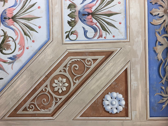 Decorative ceiling panel