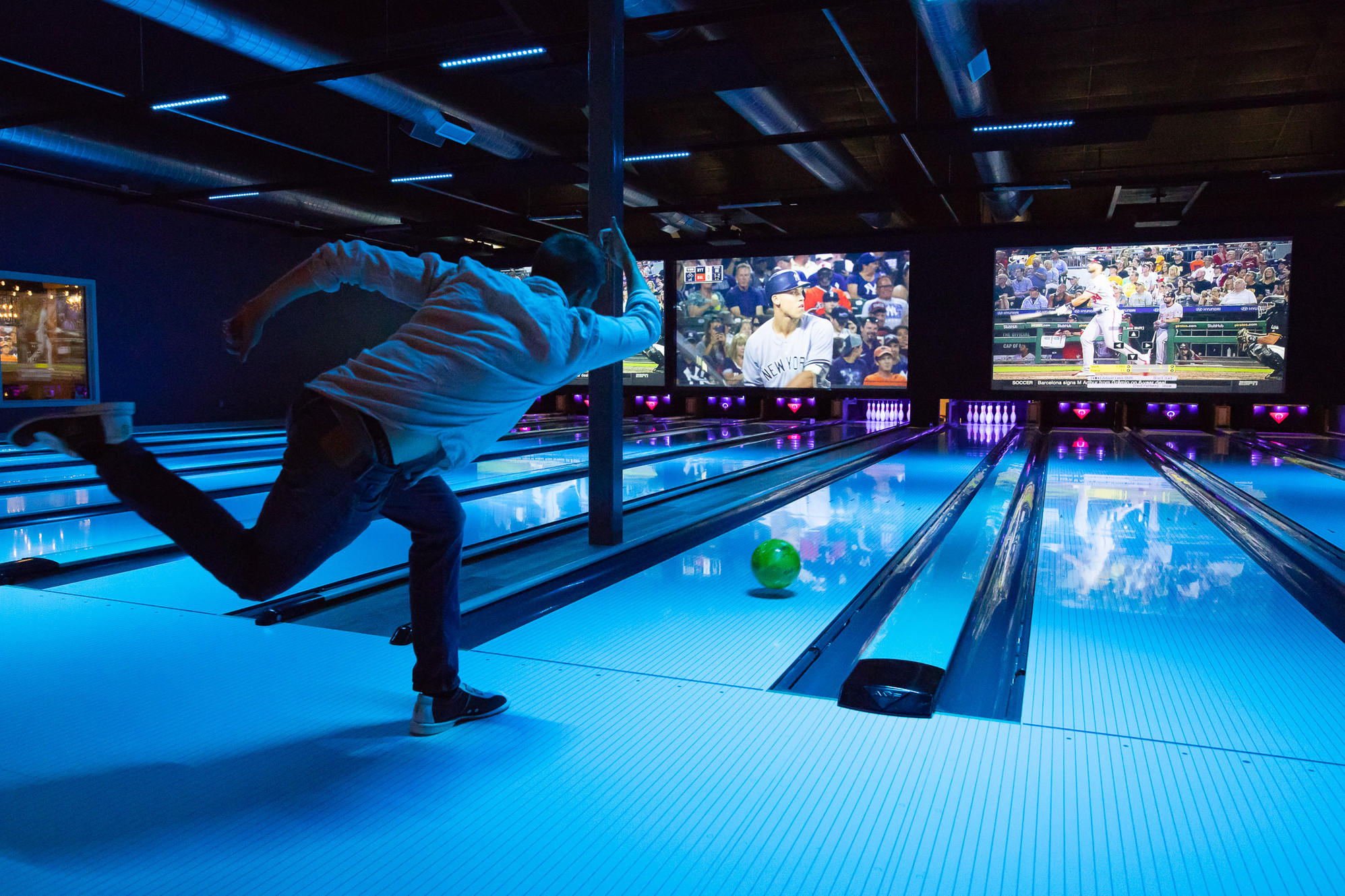 Bowling Alley | The Clubhouse | United States
