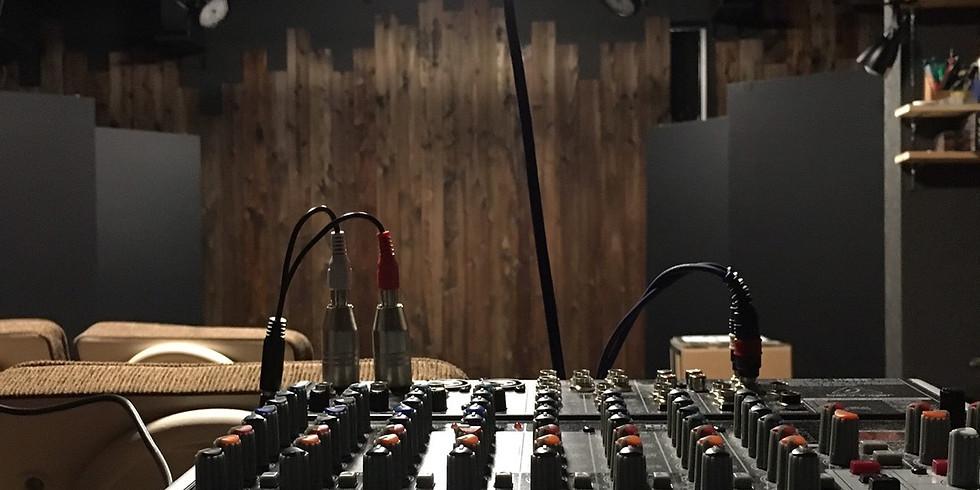 音響&照明★裏方Workshop!