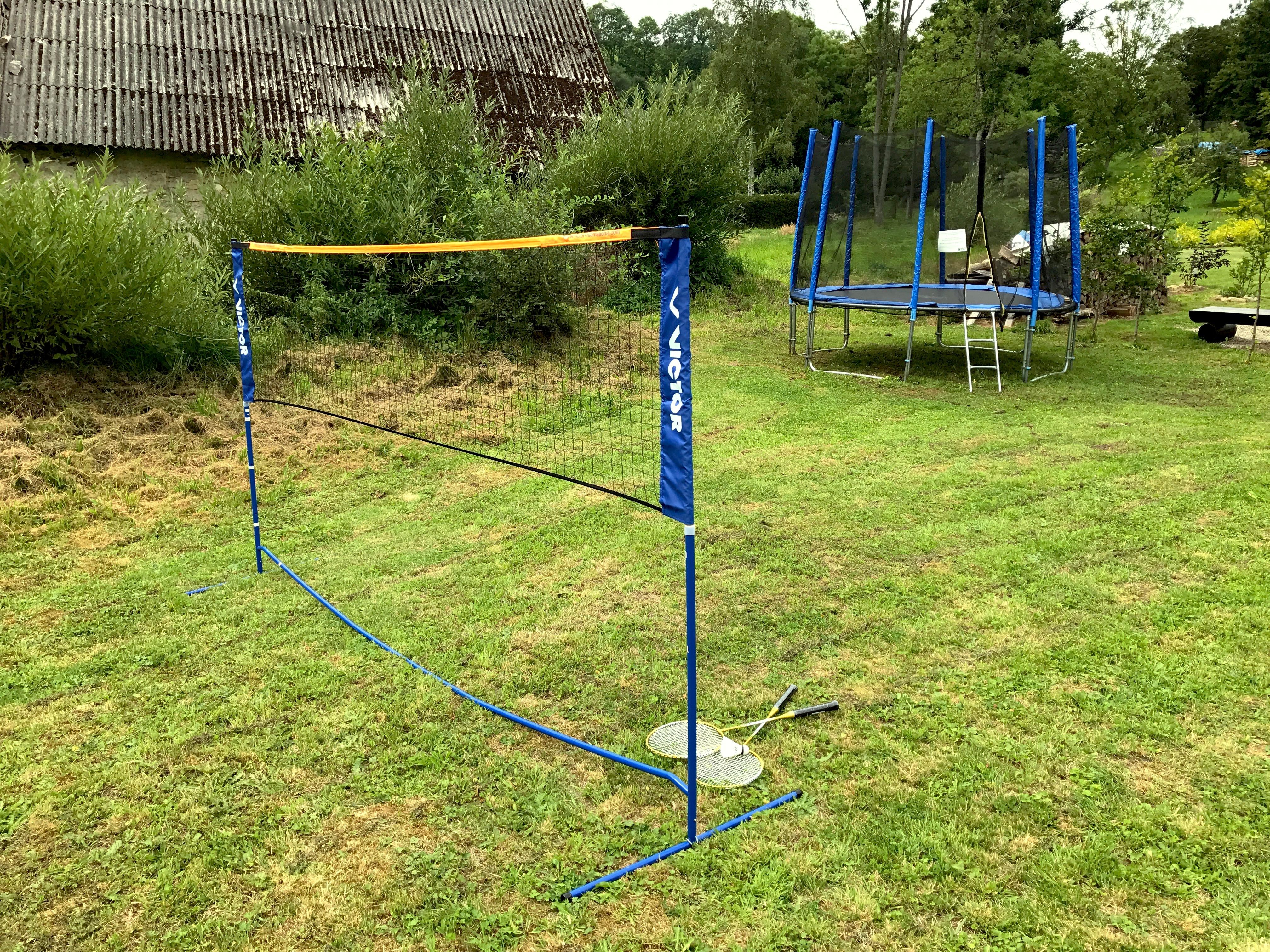 Síť na volejbal/badminton