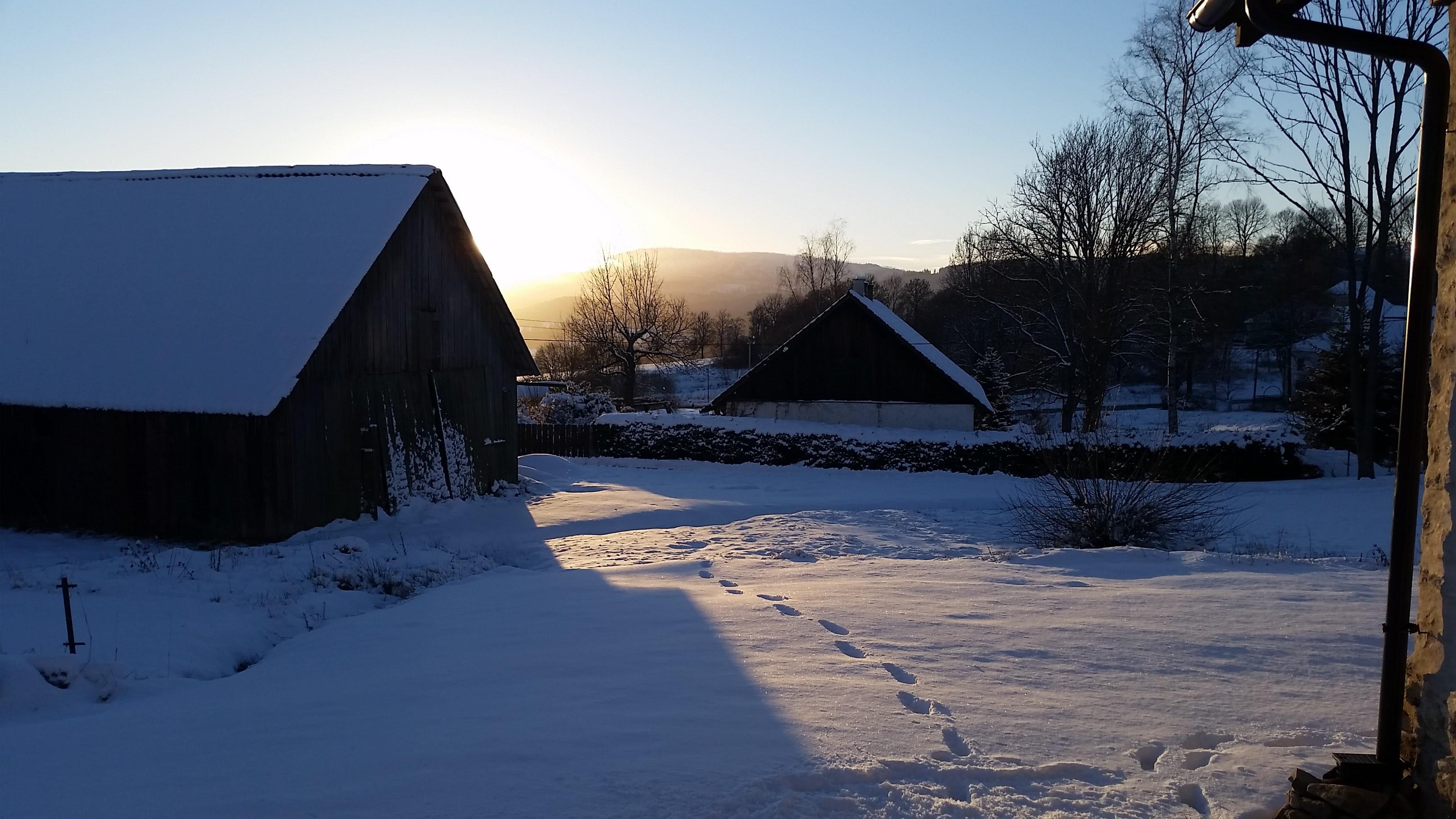 Zima Na peci
