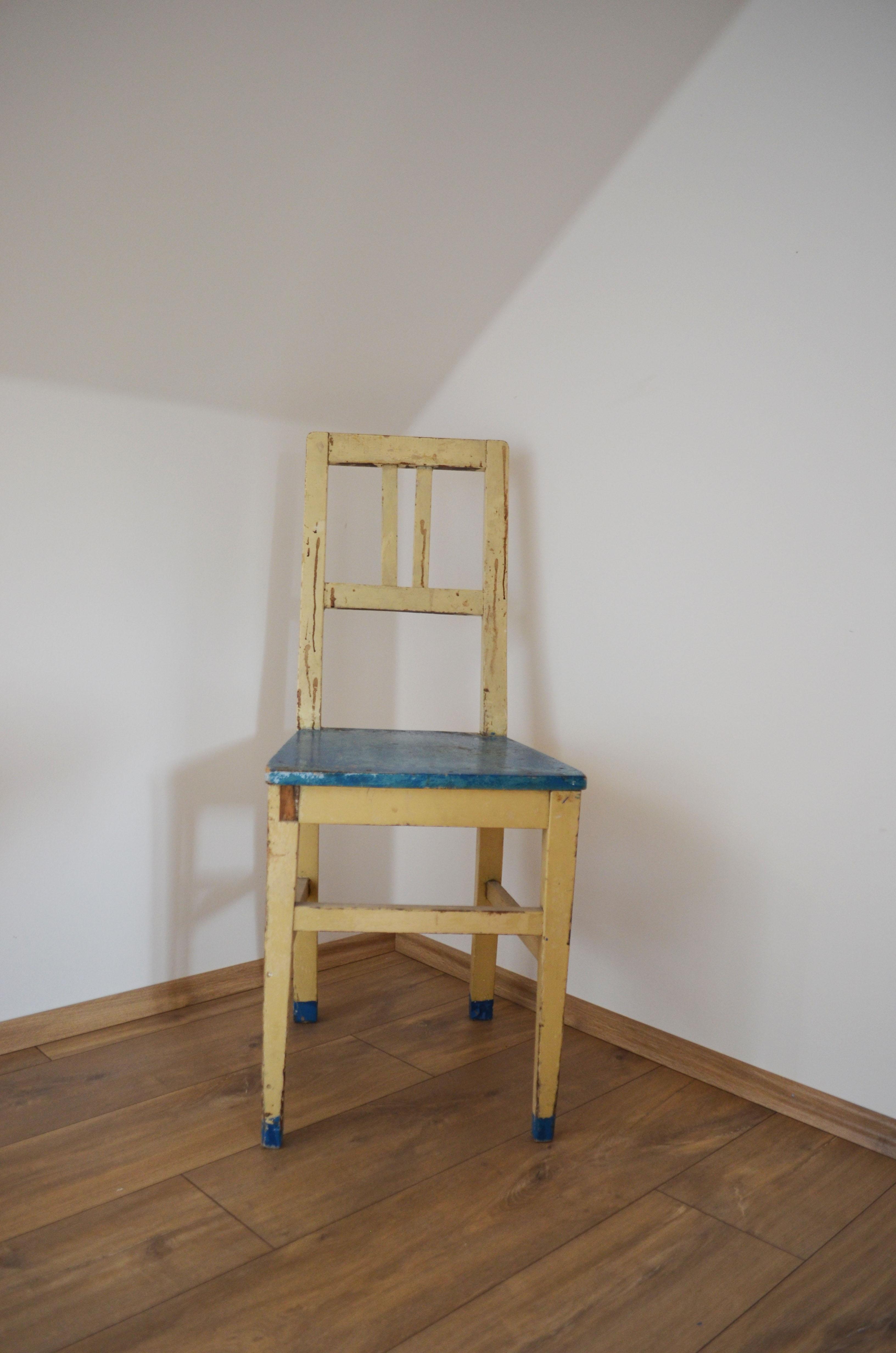 Starobylá židle