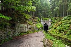 Schwanzenberský kanál (9 km pěšky)