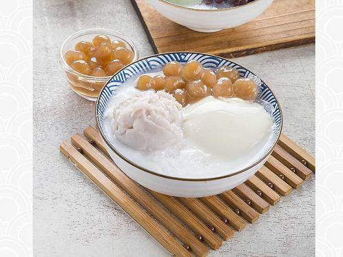 110 Almond Tofu Snowflake