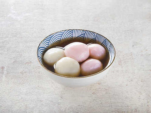 307 Tang Yuan in Ginger Soup