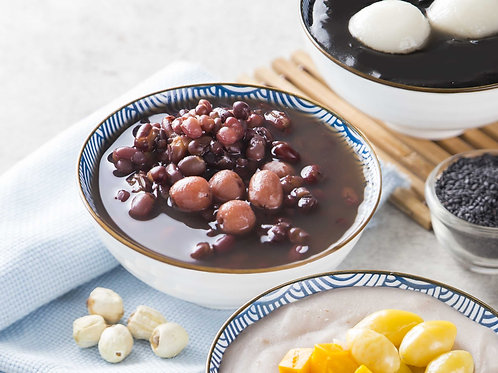 310 Red Bean Soup w Lotus Seed