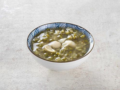 309 Green Bean Soup w Lily Bulb