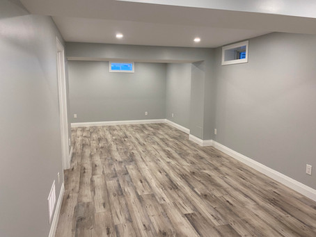 The Basement Store – Four Tips for Finishing Your Basement