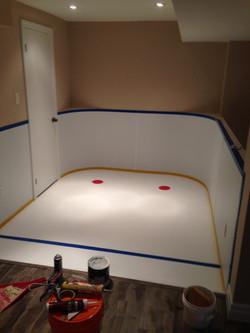 basement renovation Milton