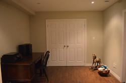 Basement renovation oakville