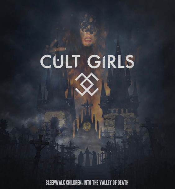 Original Cult Girls poster art