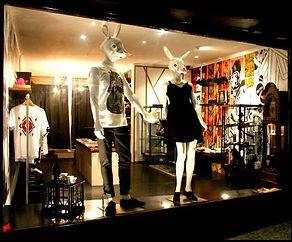 Murdok Store - Shop Front Window 2010