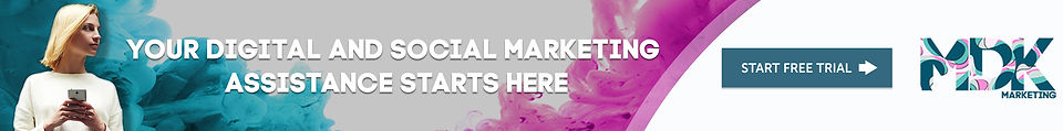 MDK Marketing Leader Board advertisement