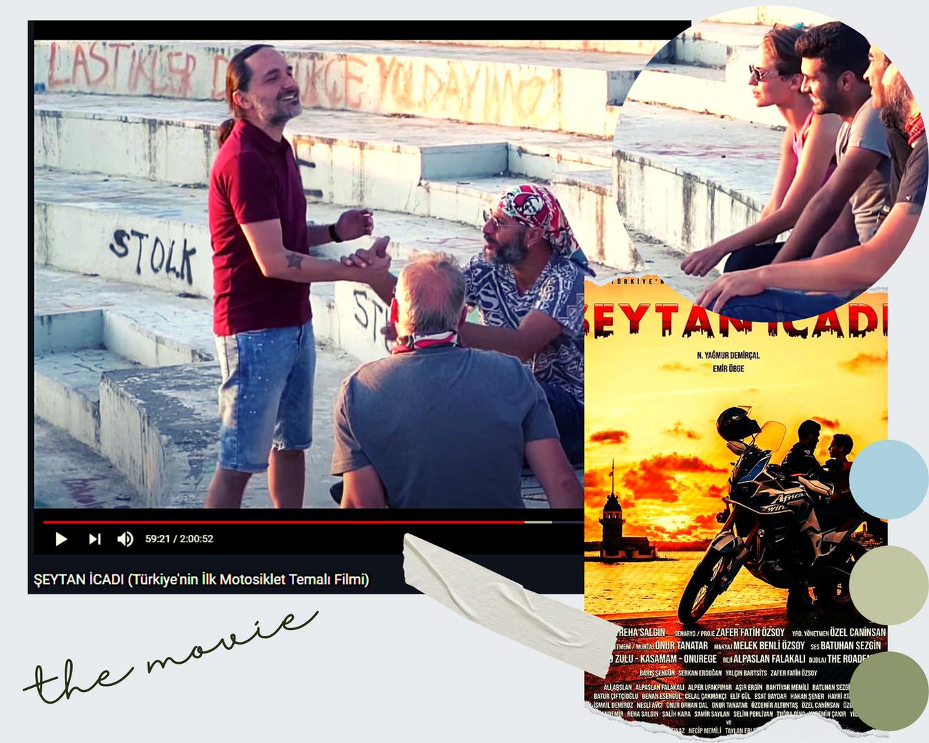 Yönetmenimiz Onur Orhan Dal