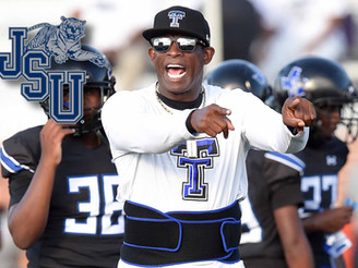 NFL Great, Deion Sanders Announced as HBCU JSU New Head Coach.