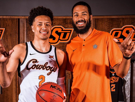 Cade Cunningham Stays Loyal To Oklahoma State, Decides To Stay Committed
