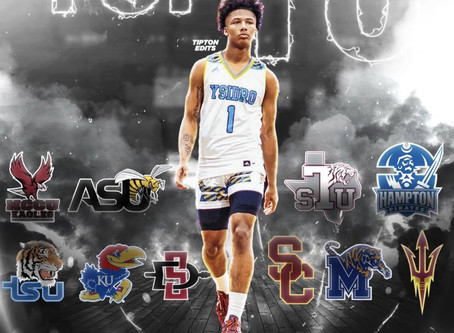 Five Star 2023 Mikey Williams Announces Top 10 List, Includes 5 HBCUs