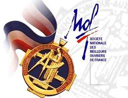 フランスMOFメダル