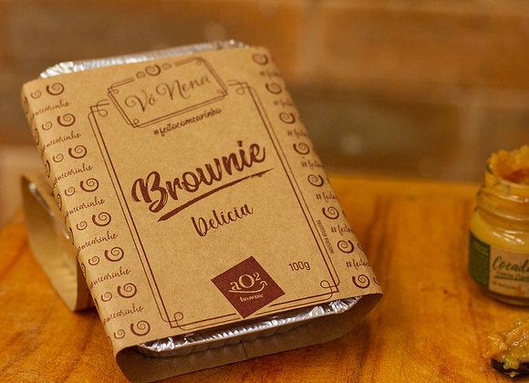 Brownie sabor Delícia - 100g