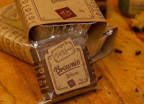 Brownie sabor Delícia - 30g