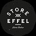 Store Effel, store pantographe, store accordéon