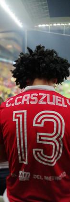 Caszely, Arena Corinthians