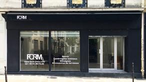 Nouveaux locaux FORM, au coeur de Paris