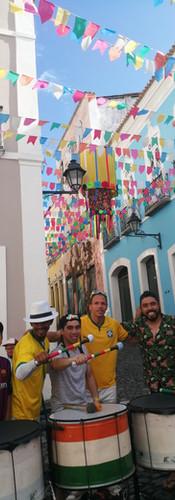 Samba, Pelourinho-Salvador