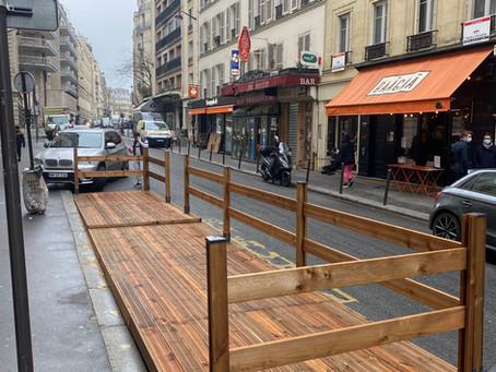 Création de terrasses bois