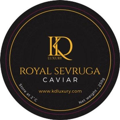 Royal Sevruga Caviar