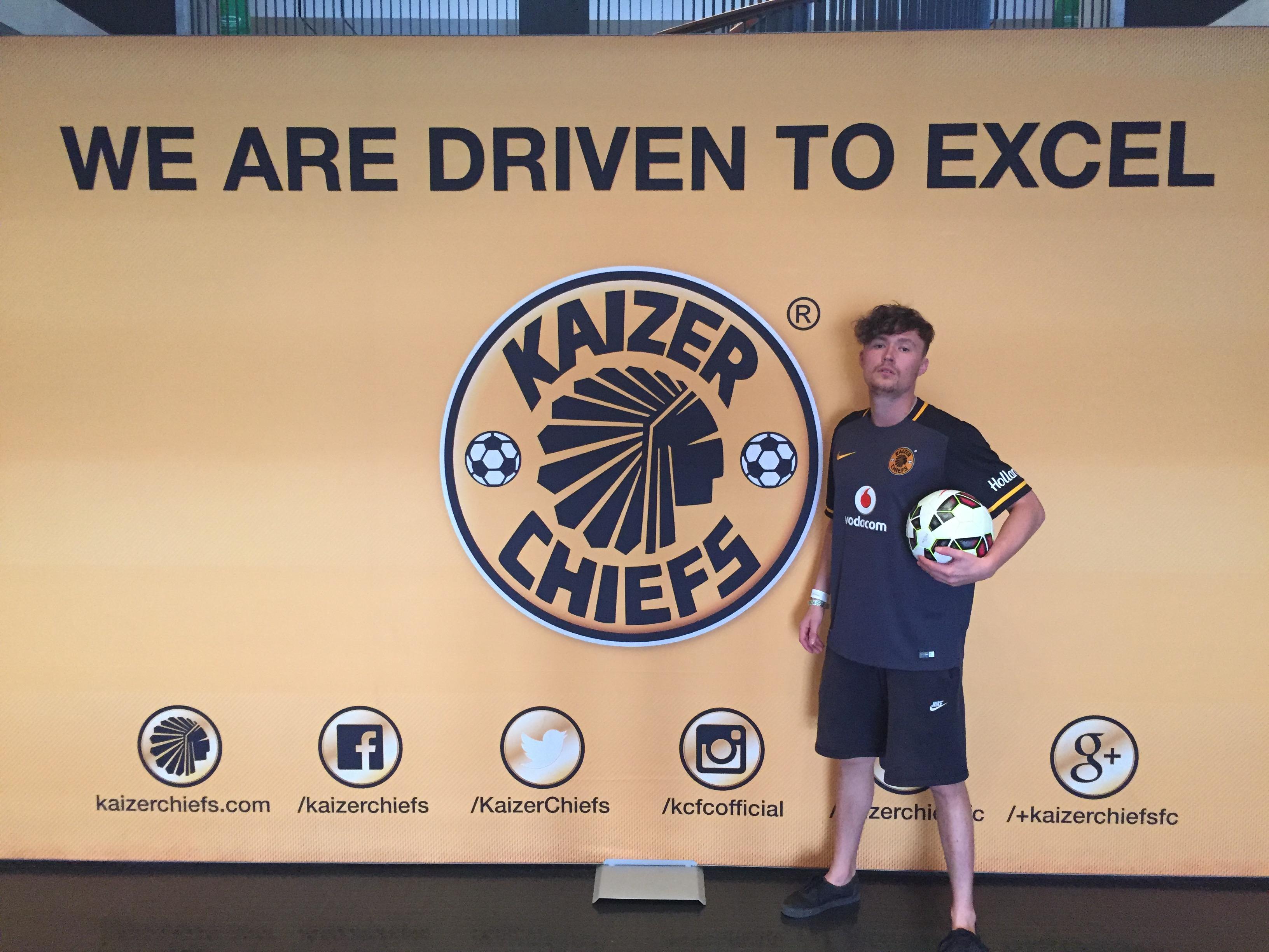 Fussball Freestyle Show | Kapstadt