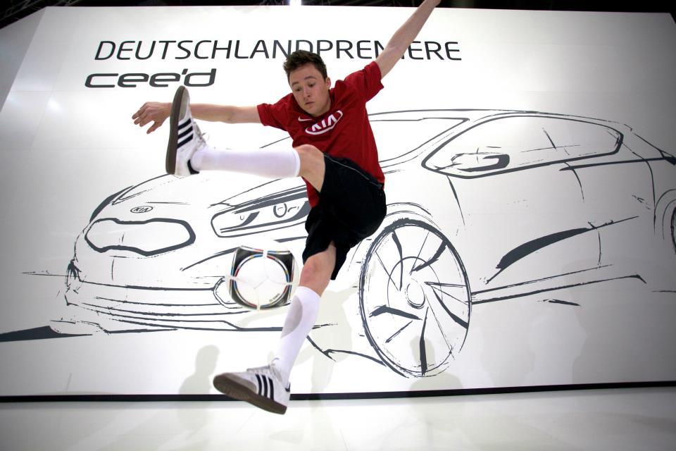 Fussball Freestyle Show | Leipzig