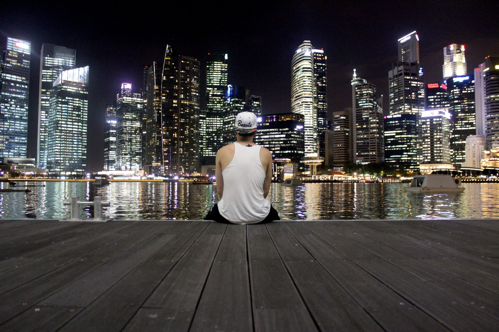 Football Freestyle Trip | Singapore