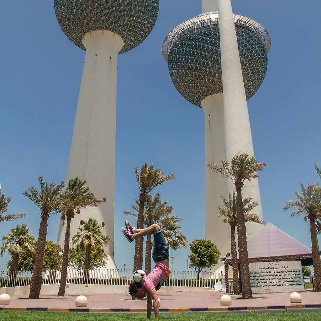 Fussball Freestyle Trick | Kuwait