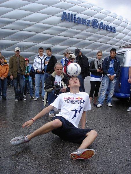 Fussball Freestyle Show | München