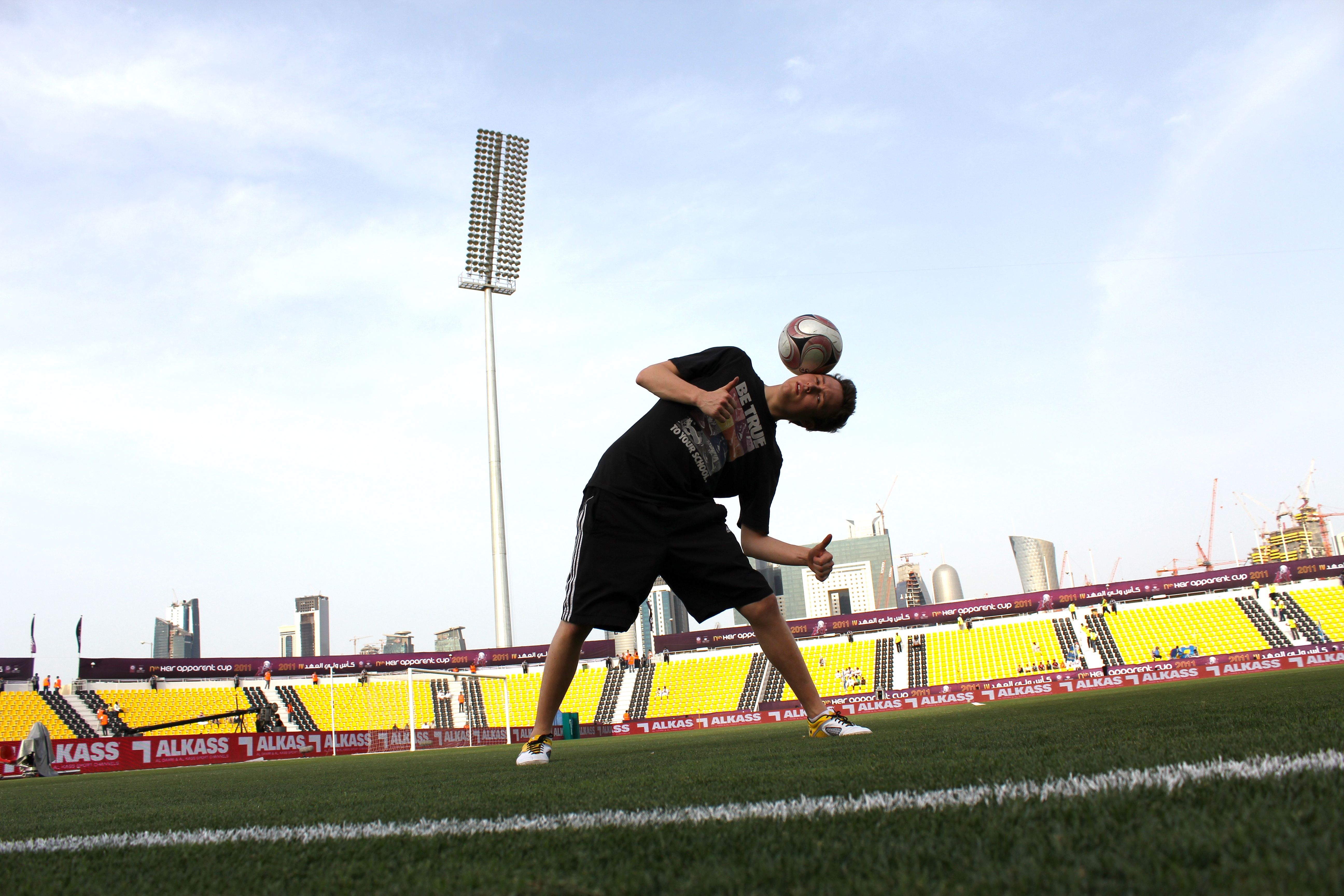 Football Freestyle Show | Qatar