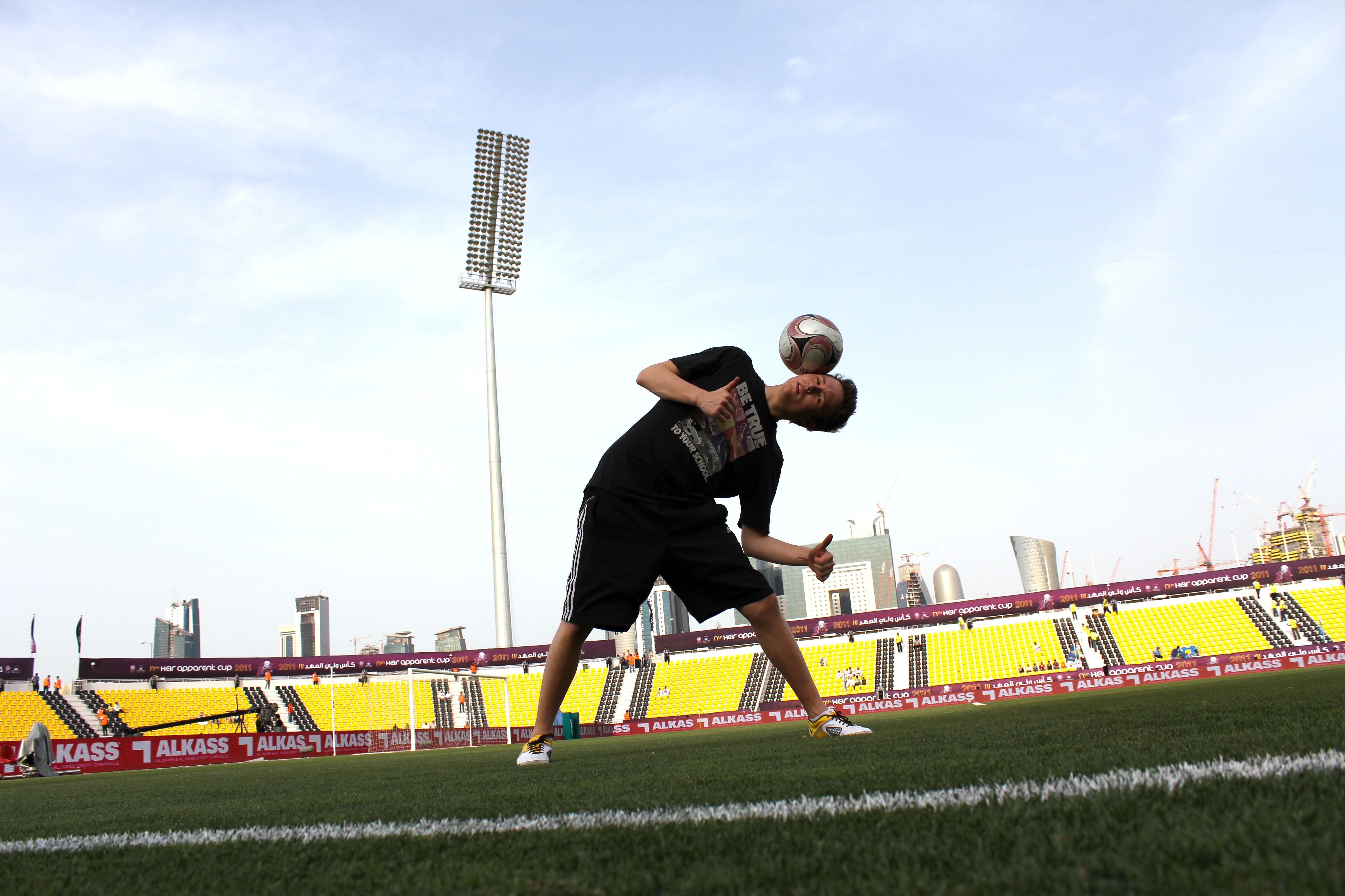 Fussball Freestyle Show | Katar