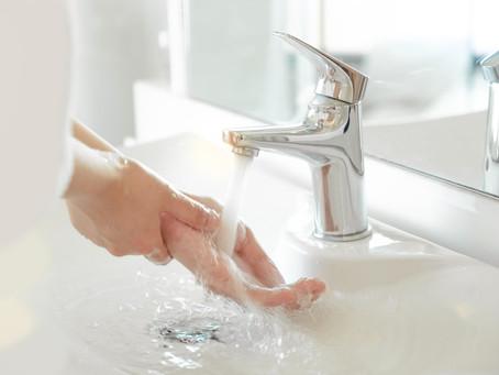 Wie wasche ich meine Hände korrekt?