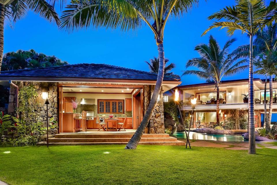 Paradise in Hawaii Luxury Homes