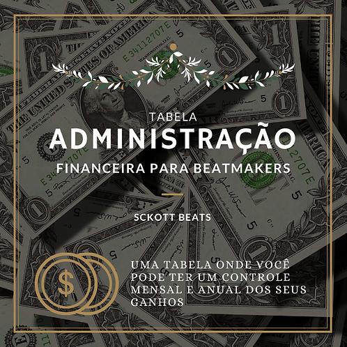 Administração financeira (Pró)