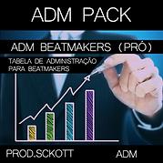 Adm pack (adm beatmaker pró)