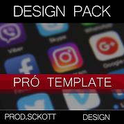Desig pack (pró template)