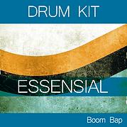 Boom bap Drum kit (Essensial) capa.png