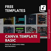 Design Pack - (Canva Template Basic) cap