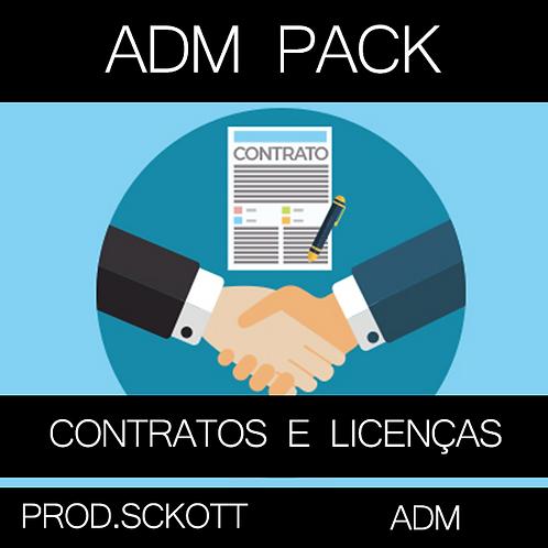 Adm Pack (Contratos e licenças)