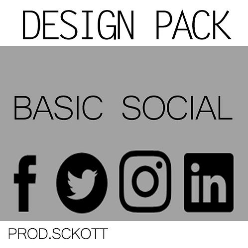 Design Pack (Basic Social)
