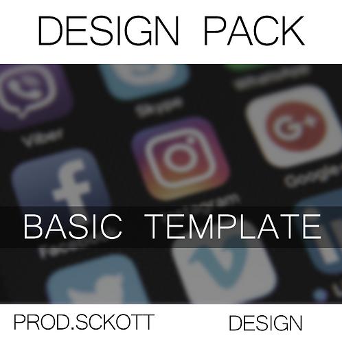 Design Pack (Basic Template)