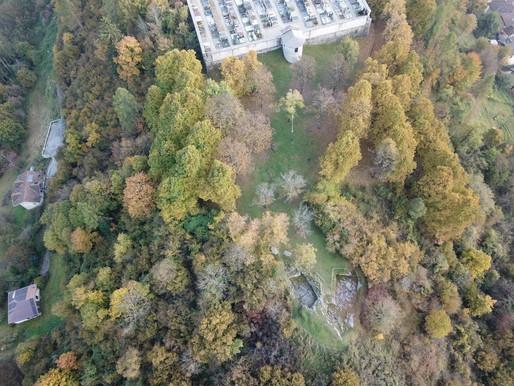 Castello Tesino: indagine archeologica sul dosso di Sant'Ippolito
